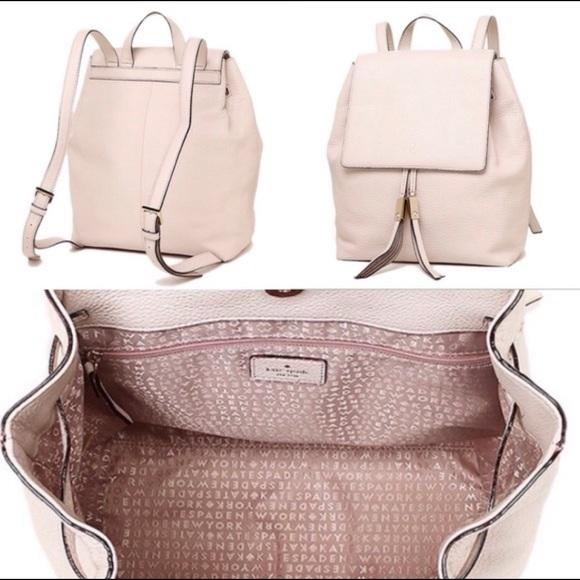 factory price best online super specials Kate Spade Wilder Grey Street Backpack NWT